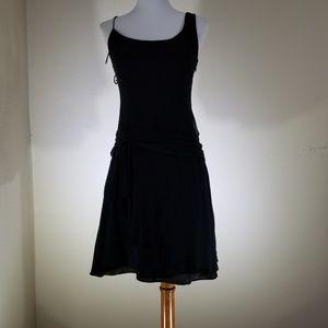 Nine West Cocktail Party Dress Size 4 Black
